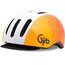 Giro Reverb Hjelm orange/hvid